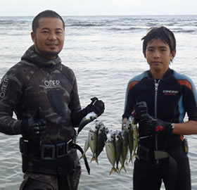 Spearfishing Sydney - eat what you catch, snorkelling tours